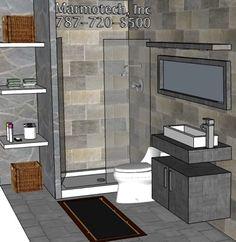 8 best bathroom 6x10 images free design bath room bathroom rh pinterest com