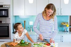 Teaching Children Healthy Cooking