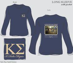 Kappa Sigma Semi-Formal Shirt @geneologie