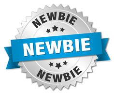 Newbies badge