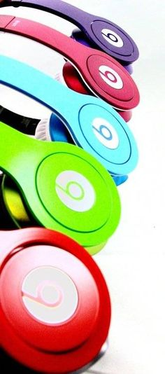 Beats headphones by Dr. Dre