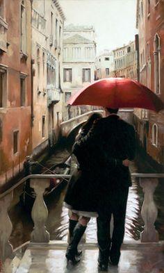 Lost in Venice by Daniel DelOrfano - CV Art and Frame