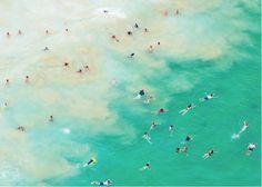 Gray Malin's aerial beach photography