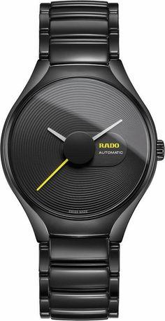 New RADO True Stratum Ceramic Watch, Mens accessories from top store G Shock Watches, Sport Watches, Cool Watches, Men's Watches, Wrist Watches, Citizen Watches, Analog Watches, Watches Online, Rolex