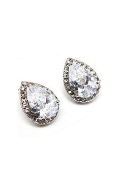Sparkle Teardrop Earrings. Buy Earrings 5204e4332
