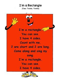 Rectangle poem