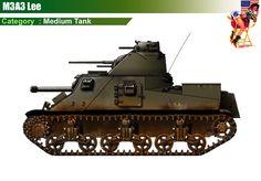 M3A4 Lee