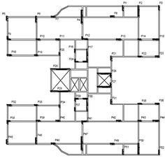 Análise Comparativa de consumo de material de edifícios D