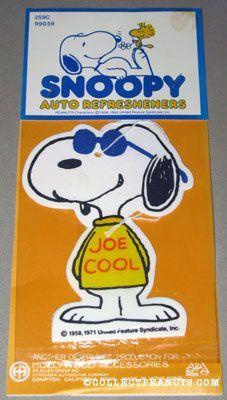 aecde6c289 Peanuts Air Fresheners. Joe CoolFun ComicsAir FreshenerPeanutsCharlie BrownComic  StripsSnoopyPinstripingComic Books