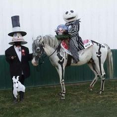 These horse and riders are killing it with these incredibly creative and outrageous costumes. Our favorite is Little Bo Peep and the. Horse Halloween Costumes, Masquerade Costumes, Unique Costumes, Cool Costumes, Costume Ideas, Christmas Horses, Cowgirl And Horse, Equestrian Style, Best Cosplay
