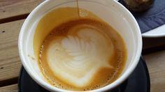 Coffee, coffee, coffee secrets of Oxford Circus - Kaffeine, the antipodean Grandmama of the Flat White movement in London.
