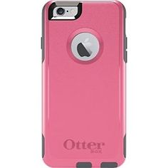 Buy NEW OtterBox Commuter Series iPhone 6 iPhone 6s Screen Protector Case Pink/Grey