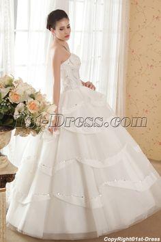 Gorgeous Cinderella Quinceanera Dresses Off White 2013 IMG_5681:1st-dress.com