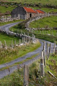 Abandoned Cottage,County Mayo,Ireland.