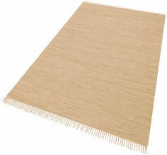 Home affair Teppich beige, B/L: 70x140cm, 5mm, »Handweb Uni«, strapazierfähig Jetzt bestellen unter: https://moebel.ladendirekt.de/heimtextilien/teppiche/sonstige-teppiche/?uid=ce82b176-ea9b-58b3-827d-b729f807f2bf&utm_source=pinterest&utm_medium=pin&utm_campaign=boards #heimtextilien #teppich #sonstigeteppiche #teppiche