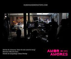 """#behindthescenes Sebastian Zurita en """"Amor de Mis amores"""" del director Manolo Caro, #CesarPerlop #CineMexicano"""