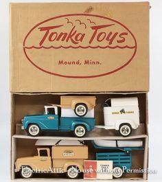 Tonka Toys Mound