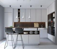 70+ Minimalist Kitchen Design Trends