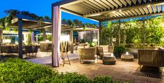 Doubletree by Hilton - AG&P greenscape Pergola, Outdoor Structures, Internet, Veils, Vacation, Terrace, Lineup, Lush, Top