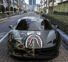 Bape shark >> follow plz for more