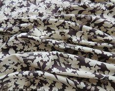 Beautiful light weight grey cotton poplin dress by Padooshka