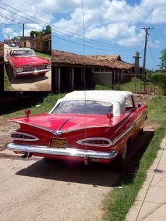 Chevrolet Impala, Trinidad Cuba