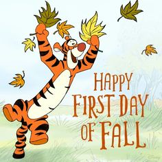 Happy First Day Of Fall