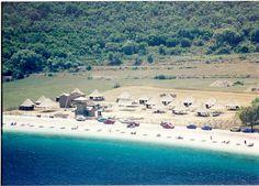 Captain Corelli's Mandolin in Kefalonia (Cephalonia) - at Antisamos bay