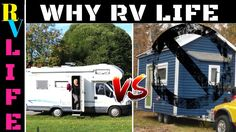 VLOG WHY I live in an RV full time and why I sold my Tiny House on Wheel...