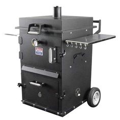 ABS Bar-Be-Cube Grill and Smoker