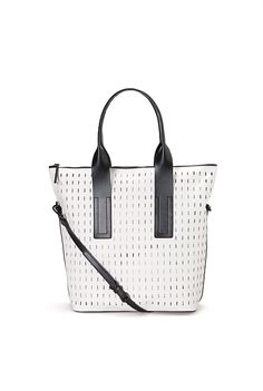 Placement Perforated Tote - Country Rd SS13