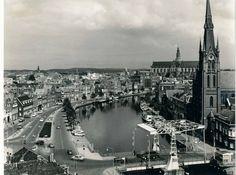 Spaarnekerk en Bavo City Buildings, Ancestry, Netherlands, Paris Skyline, Cities, Travel, Image, Nostalgia, Dutch Netherlands