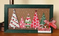 Christmas craft by Super mom