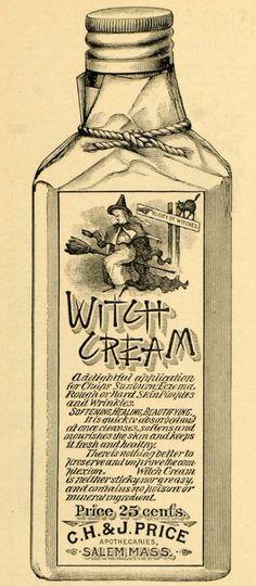 Ooooooo, Witch Cream!