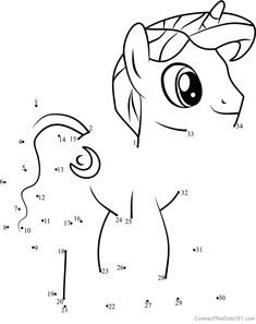 Free My Little Pony Kids Printables
