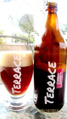 Terrace Smoked Red Ale