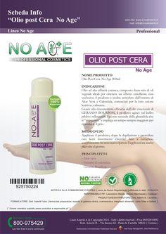 Olio Post Cera