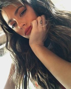 Tini Stoessel 💕 Queen Pictures, Thing 1, Hello Gorgeous, My Princess, Eye Make Up, Selena, Beautiful People, Long Hair Styles, Face