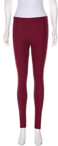 Red Outdoor Voices leggings with pocket at waist. Athletic Pants, The Voice, Leggings, Pocket, Red, Outdoor, Fashion, Outdoors, Moda