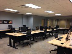 Public computer lab