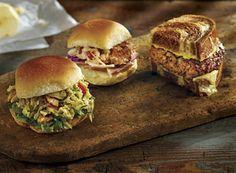 Ideas - Coast-to-Coast Sliders | #Publix Simple Meals #Contest