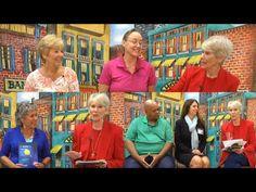 Marcia,Janet Winikoff, Nina Dockery,John May & Principal Beth Hofer Oslo...
