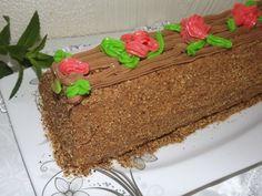 Tort «Poveste» Hungarian Cake, Russian Desserts, Tiramisu, Polish, Ethnic Recipes, Sweets, Cakes, Food, Sweet Pastries