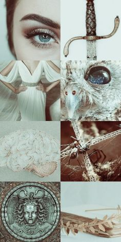 Greek Mythology Aesthetic - Athena
