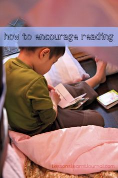 10 ways to encourage reading with an emphasis on literary books. After all, what's the point of teaching kids to read if there's no excitement about reading?
