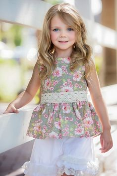 Wonderfully sophisticated our Olive Top is an essential for this collection. A slight peplum flare and gorgeous floral print make this your go-to top for barbecues, parties and family photos this spri Persnickety Clothing, Princess Face, Family Photos, Baby Photos, Children Photography, Floral Prints, Flower Girl Dresses, Summer Dresses, Wedding Dresses