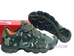 2010 Puma Running Shoes In Camo Green Online 8d96d2428a