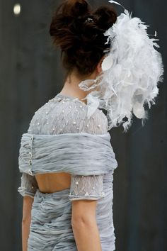 Chanel Spring 2013 Couture Collection Slideshow on Style.com