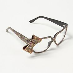 Glitter Bow Frames | Claires