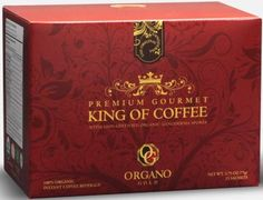 Black Friday 2014 Organo Gold King of Coffee 3 Pack from Organo Gold Cyber Monday Coffee Substitute, Expensive Coffee, Grocery Deals, Coffee Tasting, Coffee Is Life, Great Coffee, Raw Food Recipes, Coffee Beans, Gold